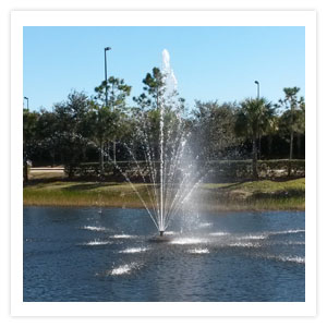 Buy Now! 3 Tier 1 HP Floating Lake Fountain