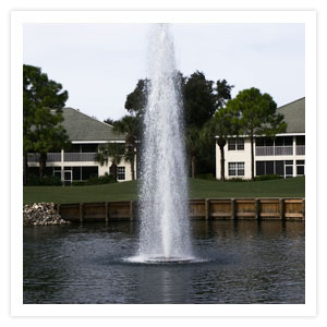 Geyser Floating Lake Water Fountains